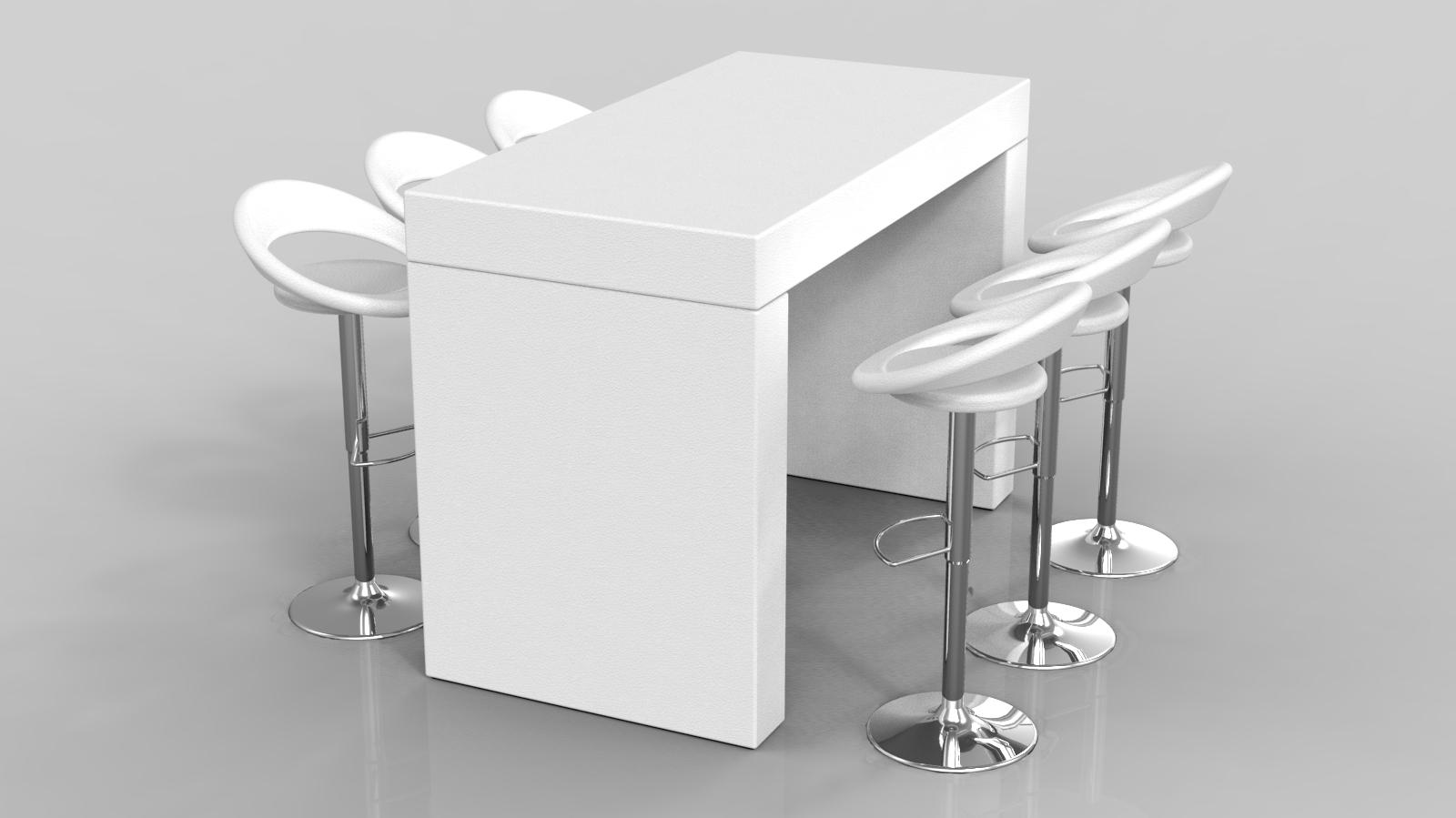 7er set br ckentisch barst hle merlin lounge for rent. Black Bedroom Furniture Sets. Home Design Ideas